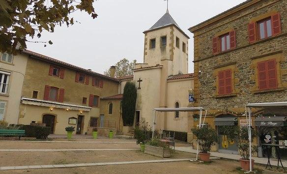 Ravalement de façade Fleurieux-sur-l'Arbresle