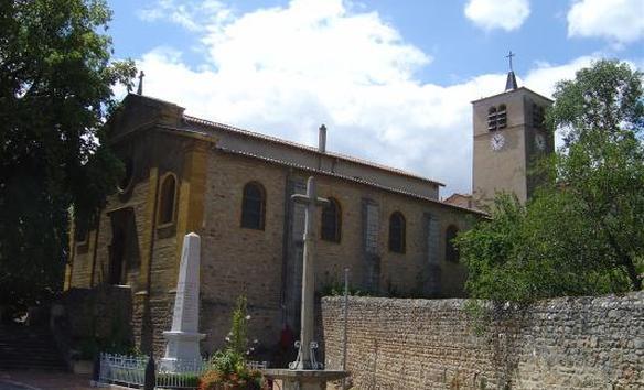 Ravalement de façade Pollionnay