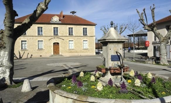 Ravalement de façade Saint-Bonnet-de-Mure