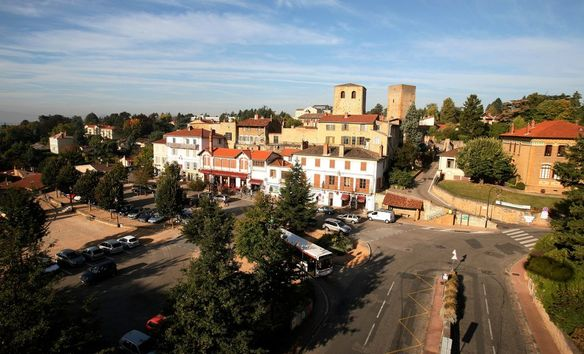 Ravalement de façade Saint-Cyr-au-Mont-d'Or