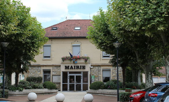 Ravalement de façade Saint-Just-Chaleyssin