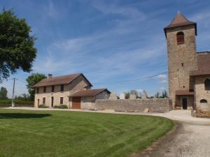 Ravalement de façade Saint-Romain-de-Jalionas