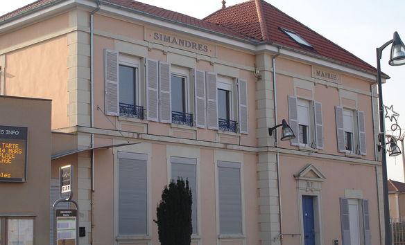 Ravalement de façade Simandres