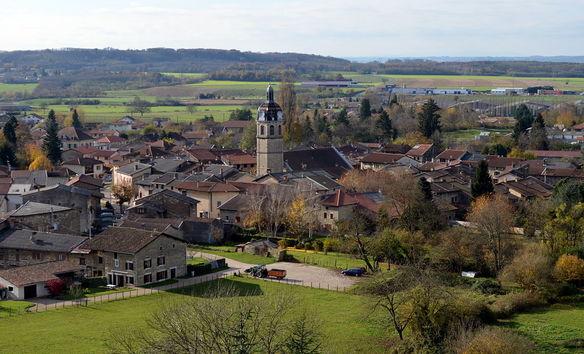 Ravalement de façade Vaux-en-Bugey