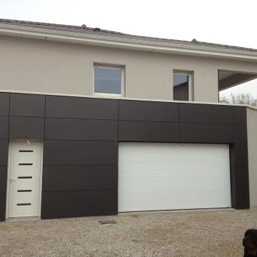 BARDAGE ALLOIN CONCEPT BATIMENT VILLETTE D ANTHON