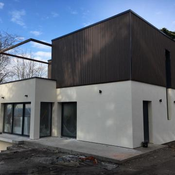 BARDAGE NEOLIFE ALLOIN CONCEPT BATIMENT FONTAINES SUR SAONE